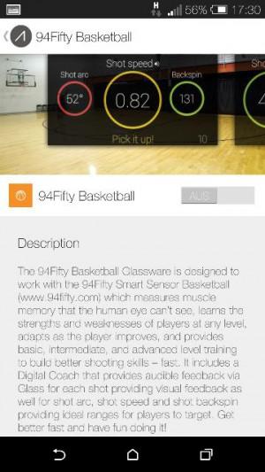 Google Glass App - Glassware2