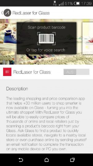 Google Glass App - Glassware25