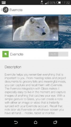 Google Glass App - Glassware7