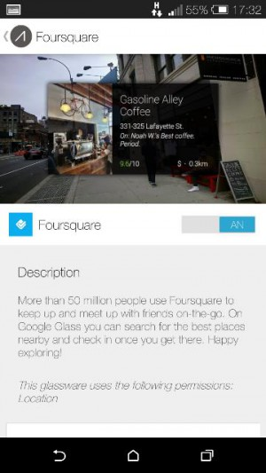Google Glass App - Glassware9