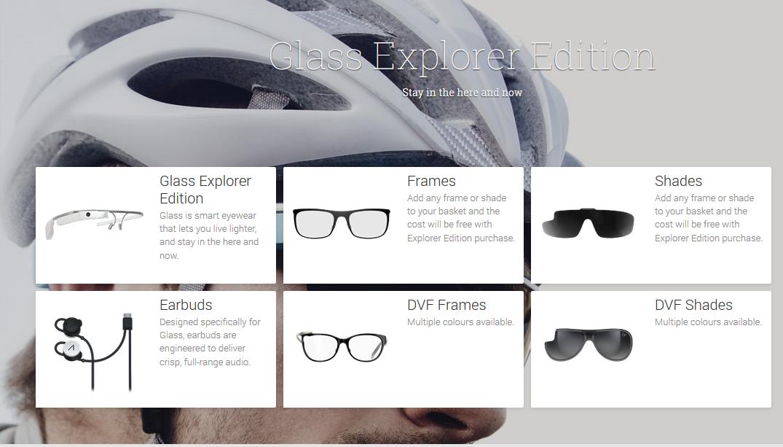 Explorerprogramm Ausweitung - wearvision