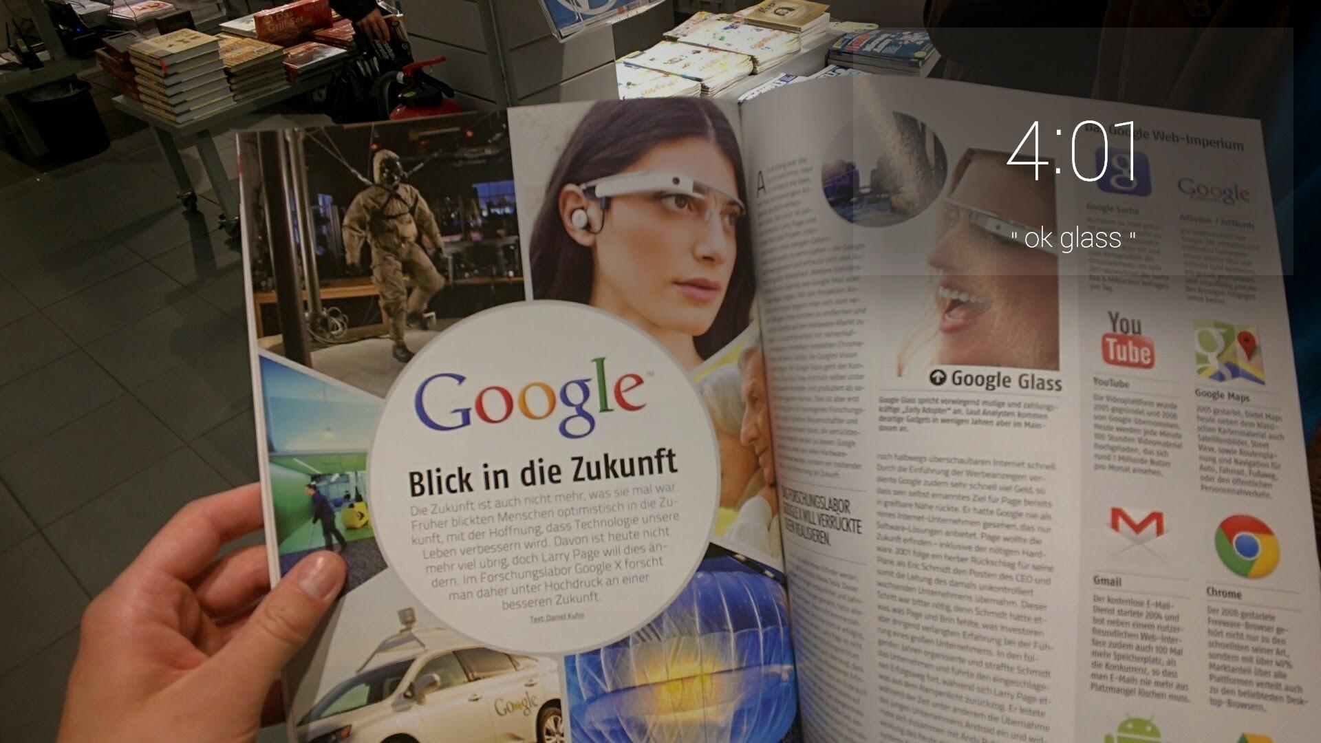 Google Glass für alle!