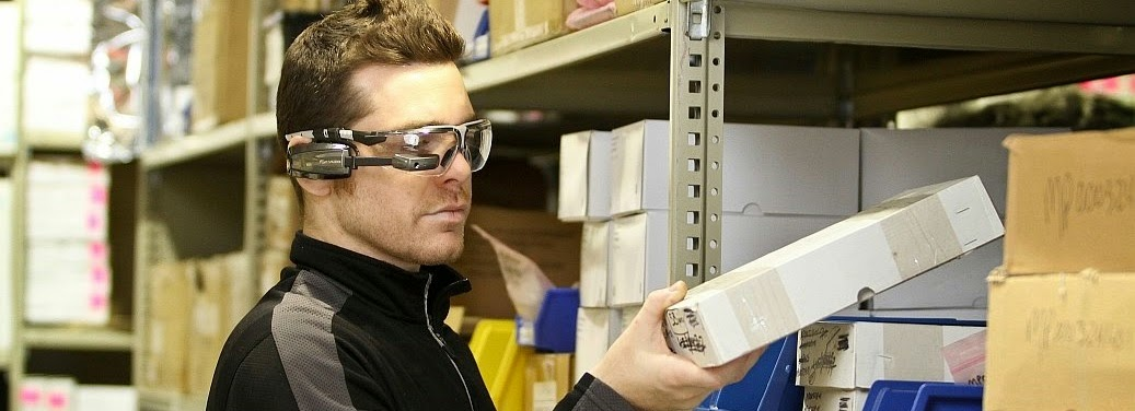 Vuzix Smart Glass | DHL